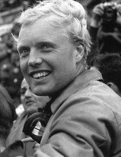 Mike Hawthorn British racing driver