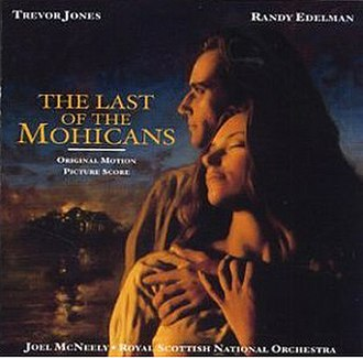 The Last of the Mohicans (soundtrack) - Image: Mohicans 2