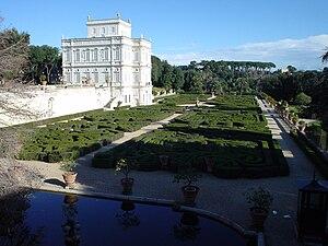 Monteverde, Lazio - Villa Doria Pamphili