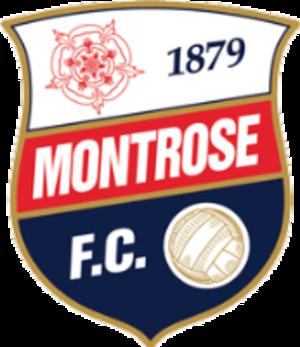 Montrose F.C. - Image: Montrose FC logo