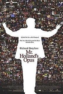 <i>Mr. Hollands Opus</i> 1995 film by Stephen Herek