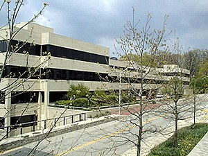 Space Telescope Science Institute - Space Telescope Science Institute's Muller Building