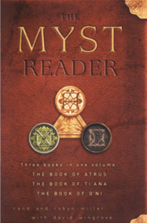 The Myst Reader - Image: Myst reader