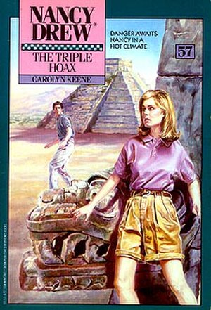 The Triple Hoax - Image: Nancy Drew The Triple Hoax Version 3