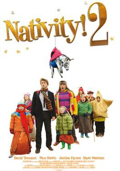 Picture of a movie: Nativity 2: Danger In The Manger!
