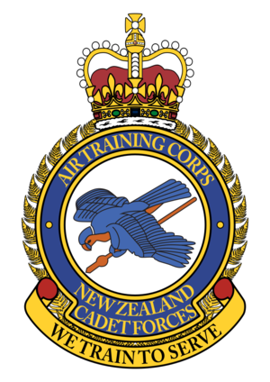 New Zealand Air Training Corps - Image: New Zealand Air Training Corps