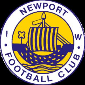 Newport (IOW) F.C. - Image: Newportfclogo