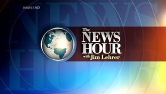 PBS NewsHour - The final title sequence as The NewsHour with Jim Lehrer, used from May 17, 2006, to December 6, 2009