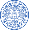Official seal of Norfolk County