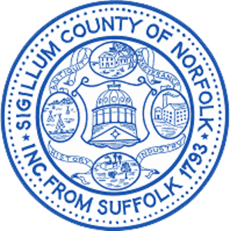 Norfolk County, Massachusetts - Image: Norfolk County MA seal