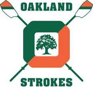 Oakland Strokes - Image: Oakland Strokes logo