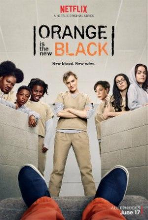 Orange Is the New Black (season 4) - Promotional poster