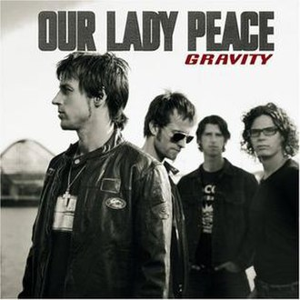 Gravity (Our Lady Peace album) - Image: Our Lady Peace Gravity