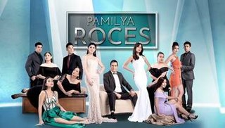 <i>Pamilya Roces</i> 2018 Philippine television series