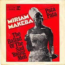 Pata Pata by Miriam Makeba German vinyl single.jpg