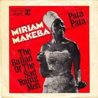 Pata Pata - Image: Pata Pata by Miriam Makeba German vinyl single