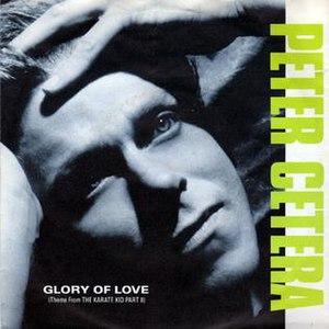 Glory of Love - Image: Peter Cetera Glory Of Love