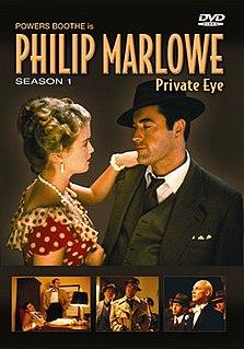 <i>Philip Marlowe, Private Eye</i> television series