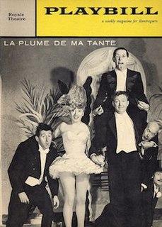 <i>La Plume de Ma Tante</i> musical