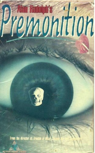 Premonition (1972 film) - VHS Cover