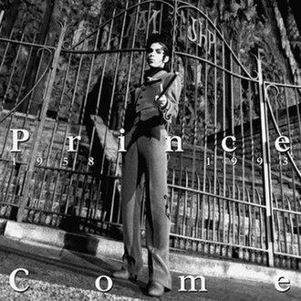 Come (Prince album) - Image: Prince Come