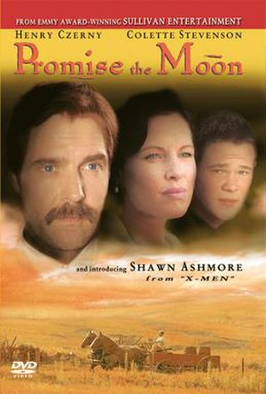 Promise the Moon - DVD cover