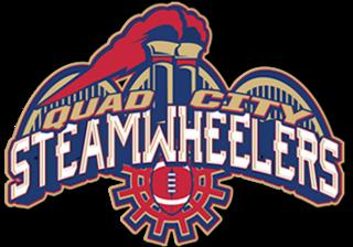 Quad City Steamwheelers (2018–) American indoor football team