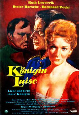 Queen Louise (1957 film) - Image: Queen Louise (1957 film)