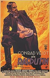 <i>Rasputin, Demon with Women</i> 1932 film by Adolf Trotz