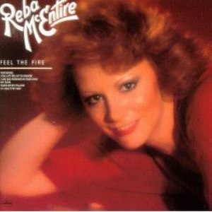 Feel the Fire (Reba McEntire album) - Image: Reba Feelthe Fire