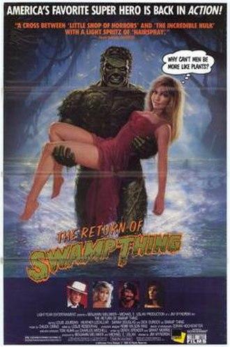 The Return of Swamp Thing - Image: Returnofswampthing