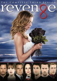 <i>Revenge</i> (season 3) season of television series
