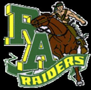 Rio Americano High School - Rio Americano Raiders