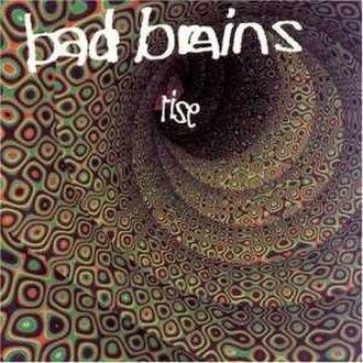 Rise (Bad Brains album) - Image: Rise (Bad Brains album cover art)