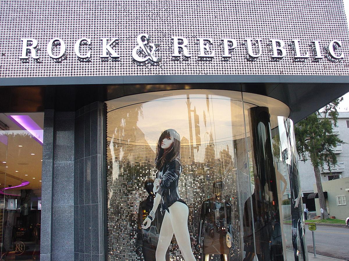 rock and republic wikipedia. Black Bedroom Furniture Sets. Home Design Ideas