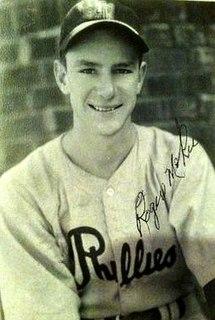 Roger McKee American baseball player