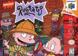 Rugrats Scavenger Hunt Wikipedia