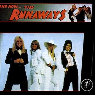 And Now... The Runaways - Image: Runaways Night Album