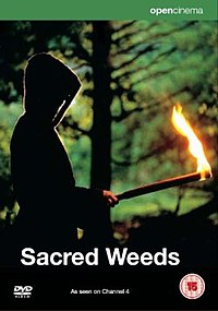 Sacred Weeds DVD Cover