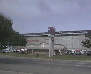 Salinas Sports Complex - Image: Salinas Sports Complex