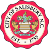 Official seal of Salisbury, North Carolina