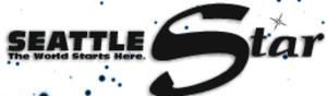 Seattle Star (2002–05) - Image: Seattlestarlogo