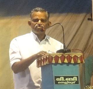 R. Selvaraj Indian politician