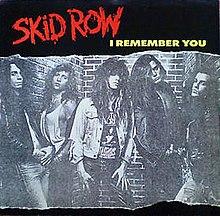 musica skid row - i remember you