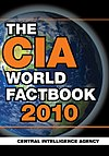 The World Factbook 2008 (Skyhorse Publishing reprint edition) cover.