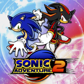 Sonic Adventure 2 - North American Dreamcast cover art