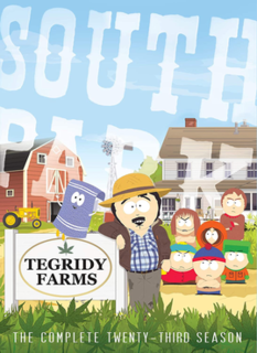 <i>South Park</i> (season 23) Season of television series