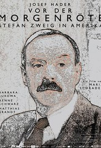 Stefan Zweig: Farewell to Europe - Film poster