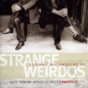 Strange Weirdos: Music from and Inspired by th...