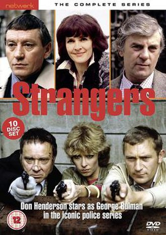 Strangers (1978 TV series) - Image: Strangers DVD Box Set